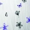 Bilde av Statisk vindusfolie blomst / sommerfugl 90x150