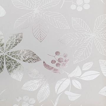 Bilde av Statisk vindusfolie blader 90x150