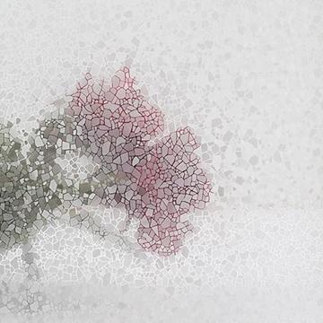 Bilde av Statisk vindusfolie glassbiter 45x150