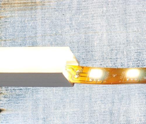 Bilde for kategori Gardinskinner med LED-lys