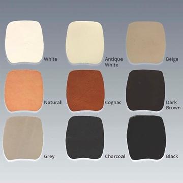 Bilde av Lærhåndtak farge, valgfri inkl. i pris