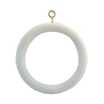 Bilde av Ring, Kalkhvit eik 45mm