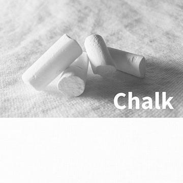 Bilde av SQUID 001 Chalk, selvklebende tekstil